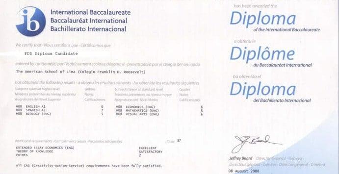 ib diploması nasıl alınır