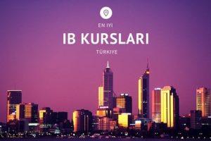 ib kursları istanbul izmir ankara tüm türkiye
