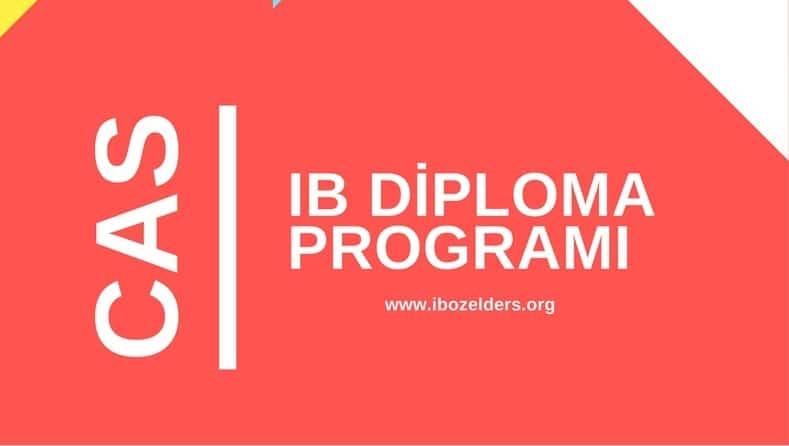 ib diploma programı cas